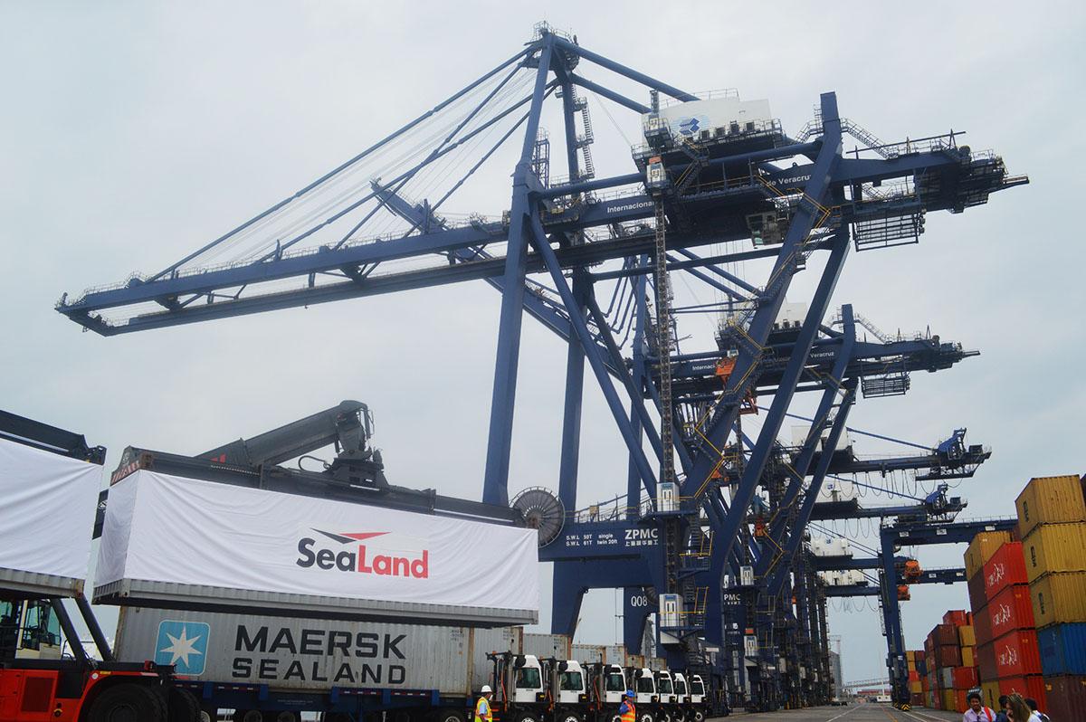 Nueva ruta marítima representa mercado de seis mil millones de dólares al año: Ruiz de Teresa