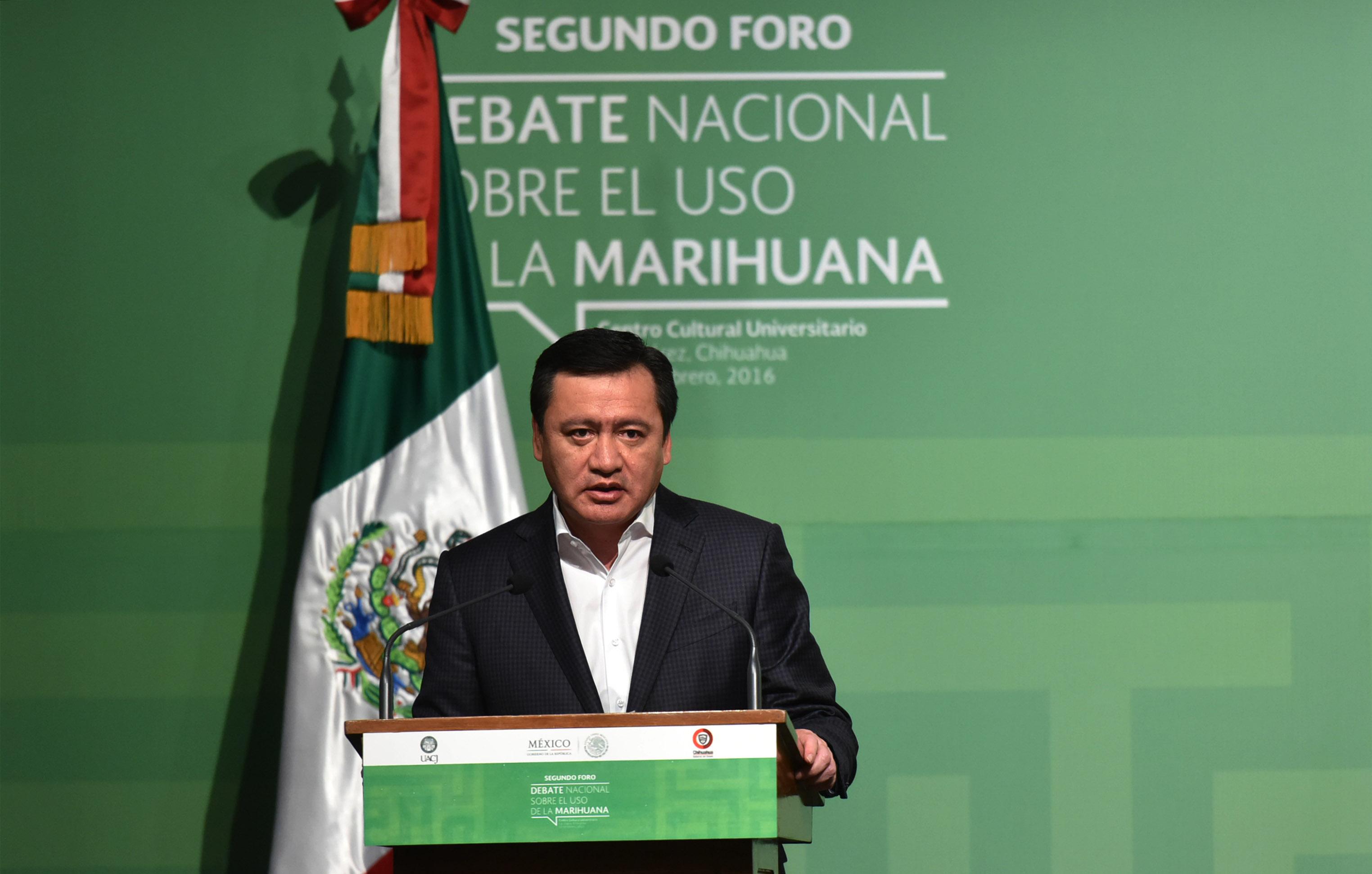 Segundo Foro sobre el Debate Nacional sobre el Uso de la Marihuana.