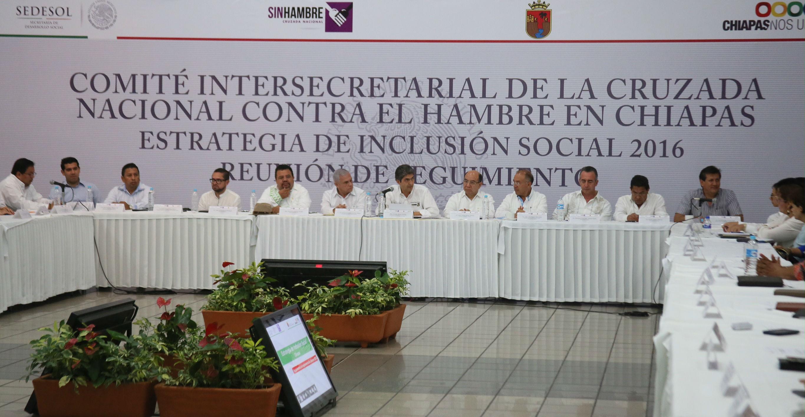 Sedesol ha contribuido con más de 7 mil millones de pesos para programas sociales y proteger el bienestar de las familias.
