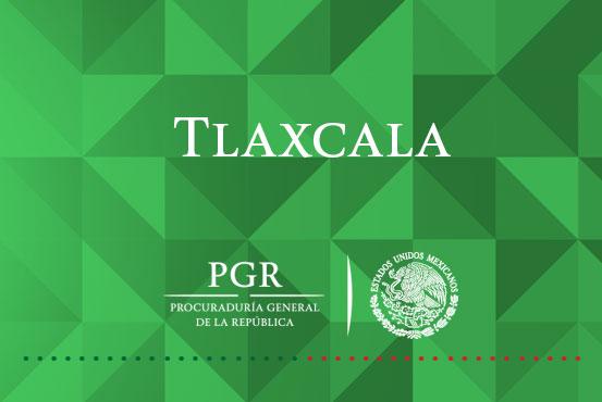 PGR Tlaxcala procesa a cinco personas  por comercio de metanfetamina y portación de arma de fuego.