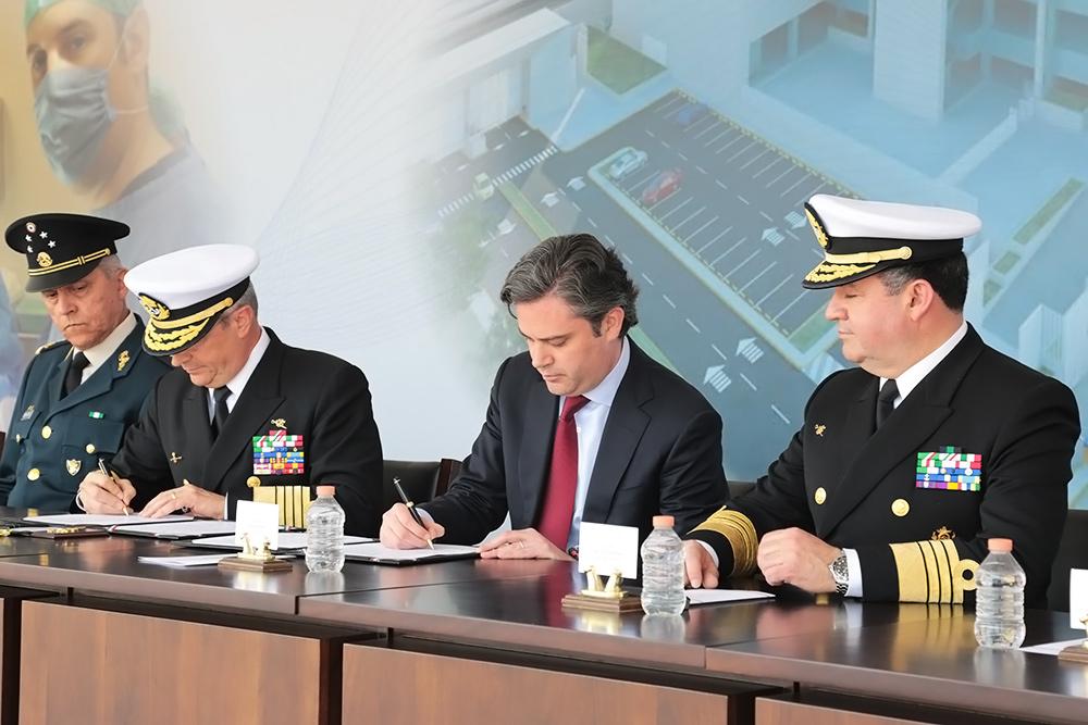 Reconoce secretario de Educación contribución de fuerzas armadas para alcanzar educación de calidad