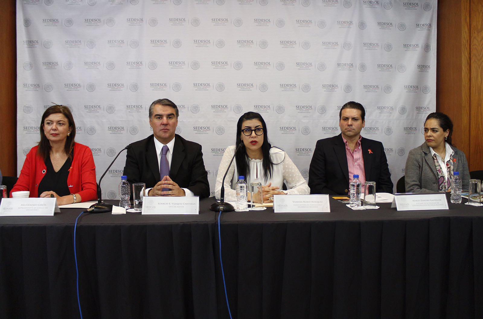 Se inauguró la Primera Reunión de la Red de Enlaces de Género de la Sedesol