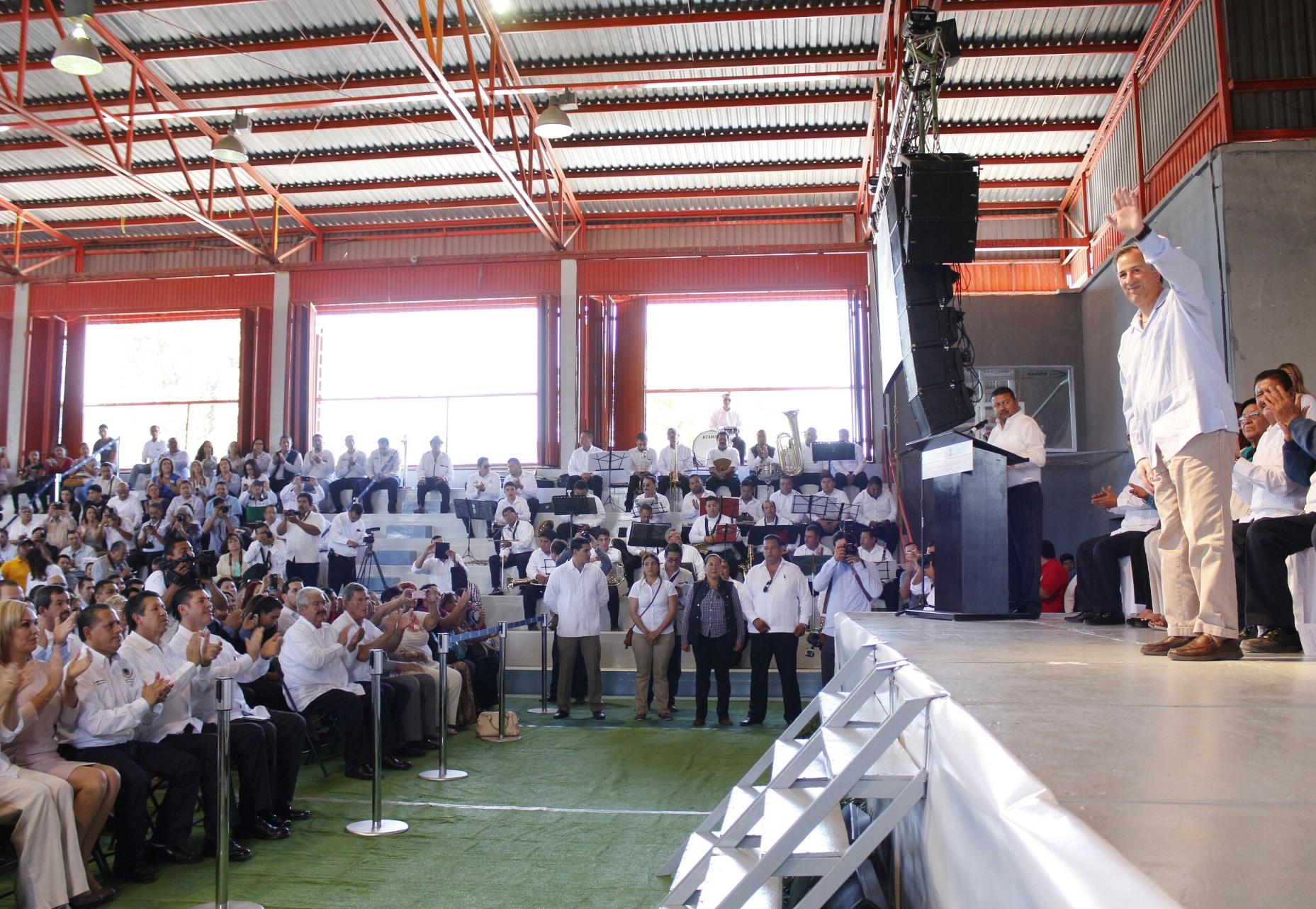Mensaje del secretario de Desarrollo Social, José Antonio Meade Kuribreña, en el marco de la firma del Acuerdo por un Baja California Sur sin Pobreza