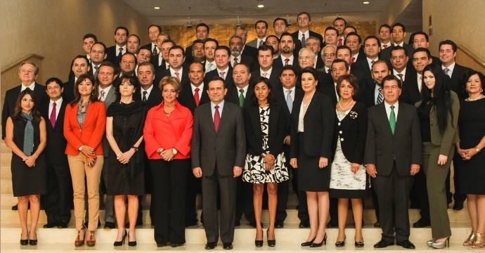 Participa el Secretario de Economía en la Reunión Nacional de Delegados