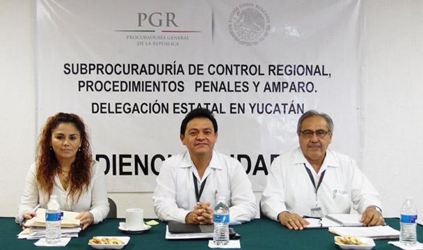 """PGR efectuó """"Audiencia Ciudadana"""" con el objetivo de garantizar una atención cercana y oportuna a la población."""