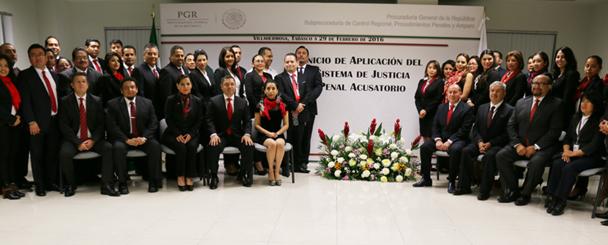 Entra en vigor el Código Nacional de Procedimentos Penales y el Sistema de Justicia Penal Acusatorio en Tabasco.