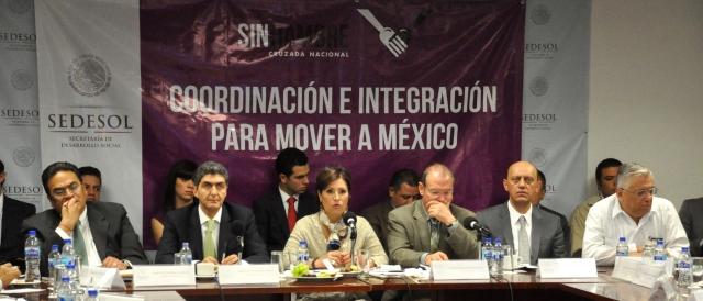 Videoconferencia con todos los Delegados de Sedesol