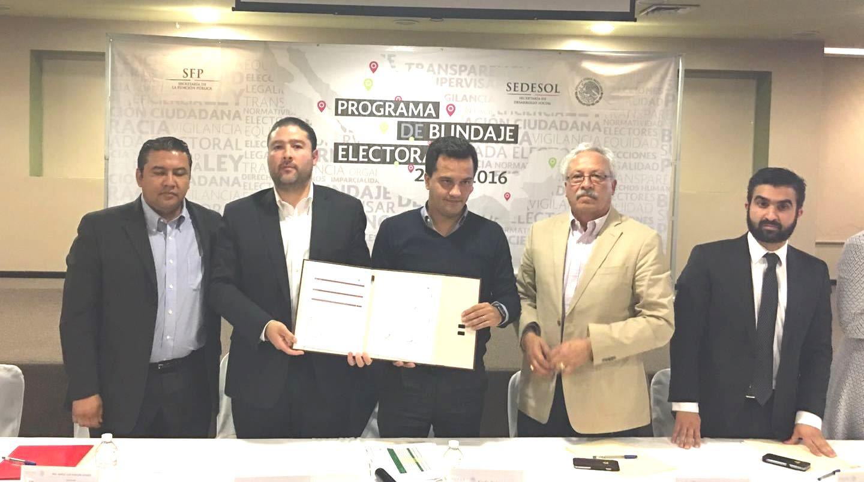 Sedesol participa en instalación de Comités Preventivos de Blindaje Electoral en Aguascalientes y Zacatecas