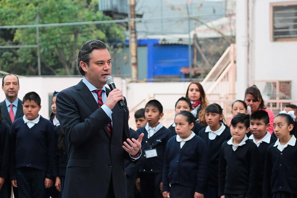 Entrevista al secretario de Educación Pública, Aurelio Nuño Mayer