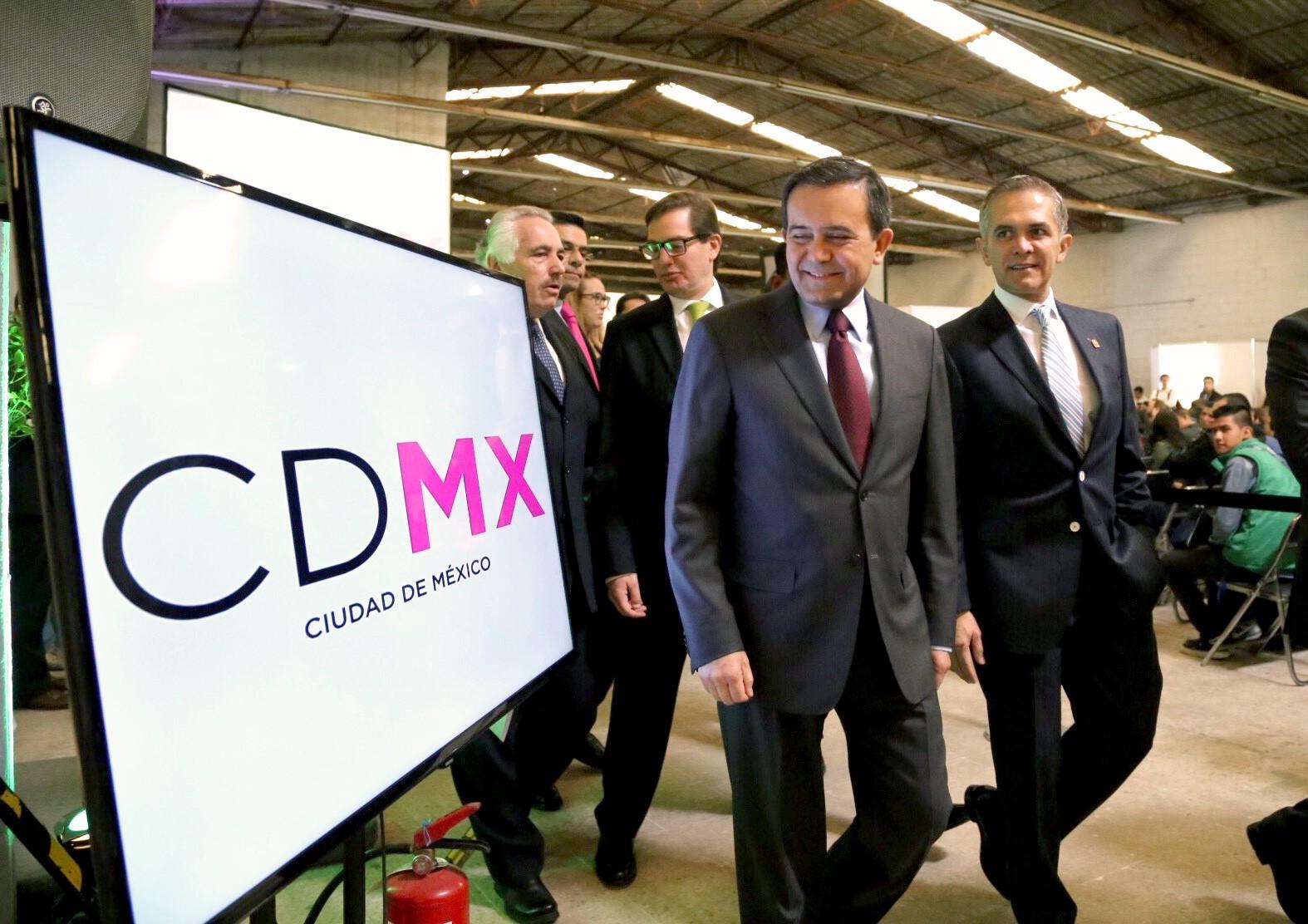 La Secretaría de Economía participa en el lanzamiento del Cleantech Labs CDMX