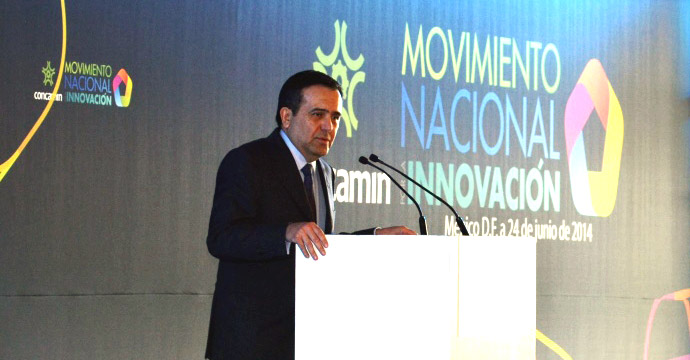Lanzan el Movimiento Nacional por la Innovación