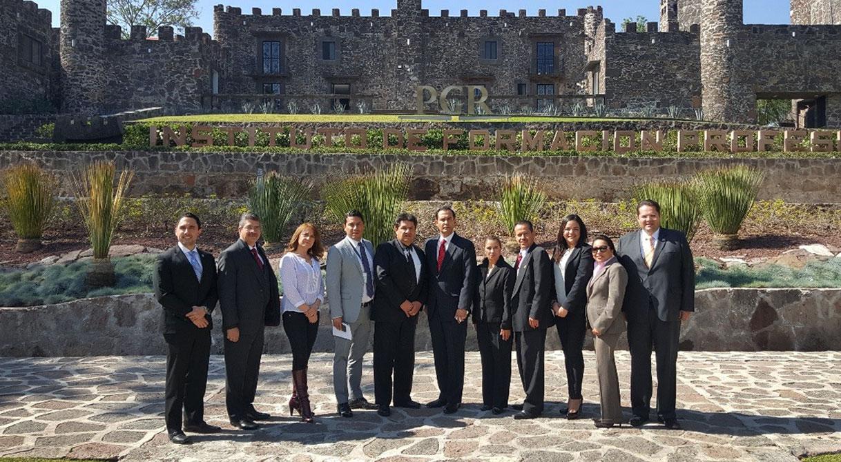 Acercamiento interinstitucional entre PGR y la Universidad Autónoma de Querétaro