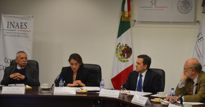 Se realizó la Primera Sesión Ordinaria de Trabajo del Consejo Consultivo del Instituto Nacional de la Economía Social (INAES)