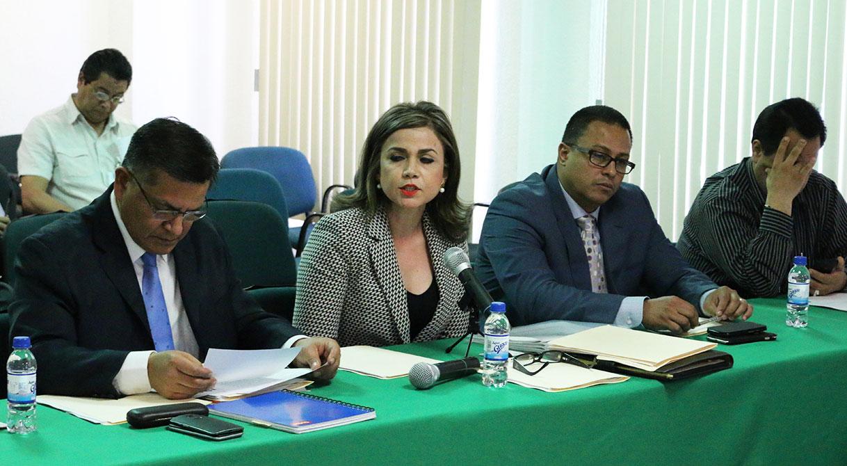 Instalación del Grupo de Coordinación Interinstitucional de Investigación y Persecución de Delitos en Materia de Hidrocarburos. Comunicado DPE/387/16