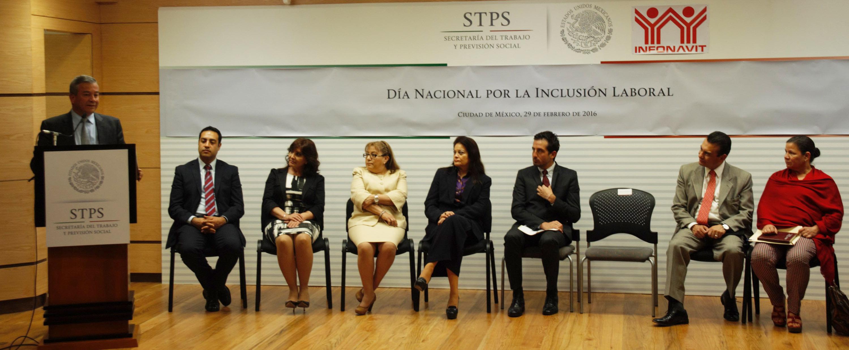 En el marco de la Conmemoración del Día Nacional por la Inclusión Laboral, el Subsecretario de Previsión Social, Ignacio Rubí Salazar, refrendó el compromiso del Gobierno de la República con la inclusión laboral.