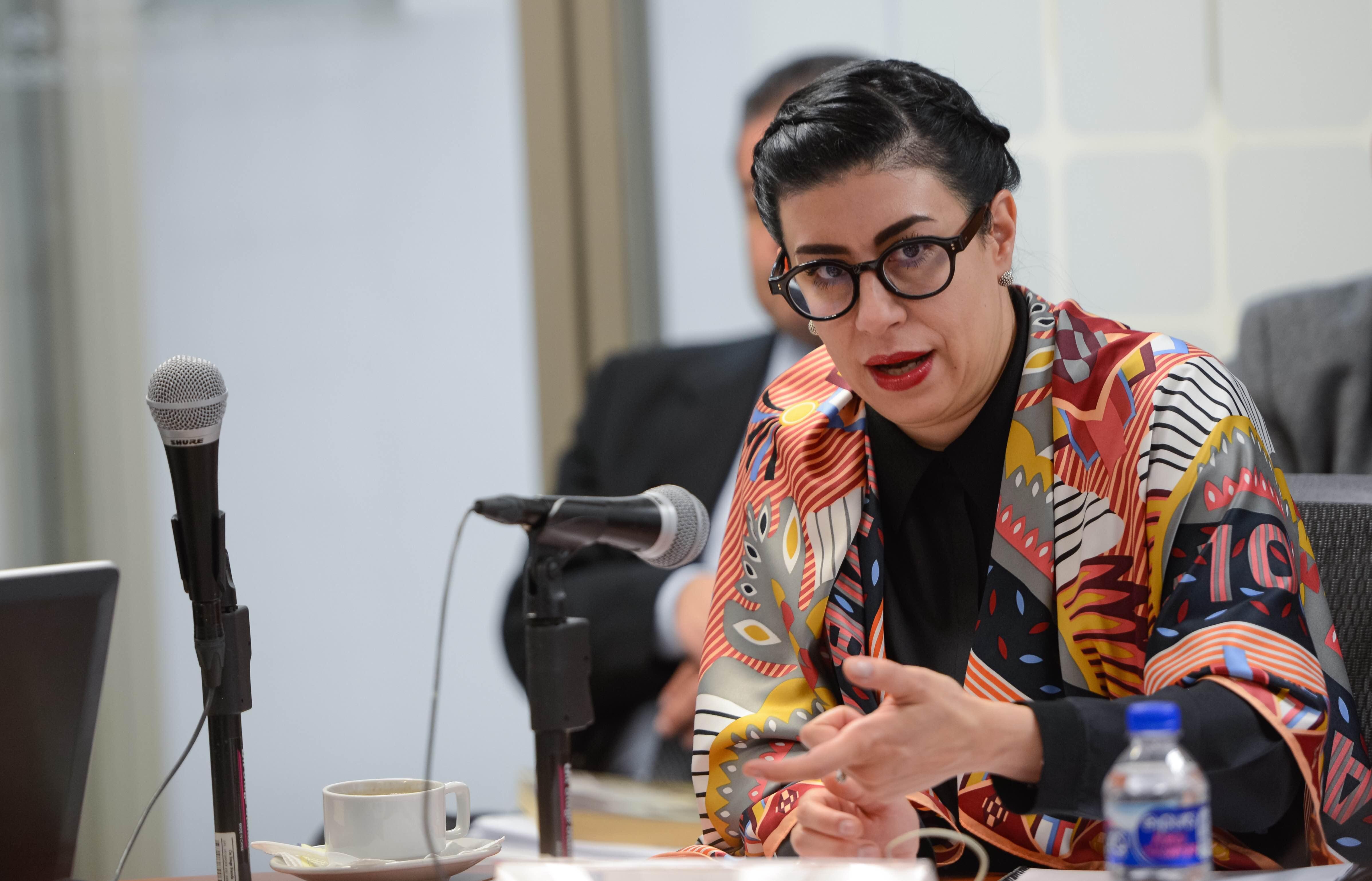 La subsecretaria de Planeación, Evaluación y Desarrollo Regional, Vanessa Rubio Márquez, dijo que se transita de la etapa de apertura y expansión de los comedores comunitarios a una de consolidación