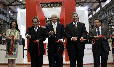 Inauguración de Green Solutions 2014.