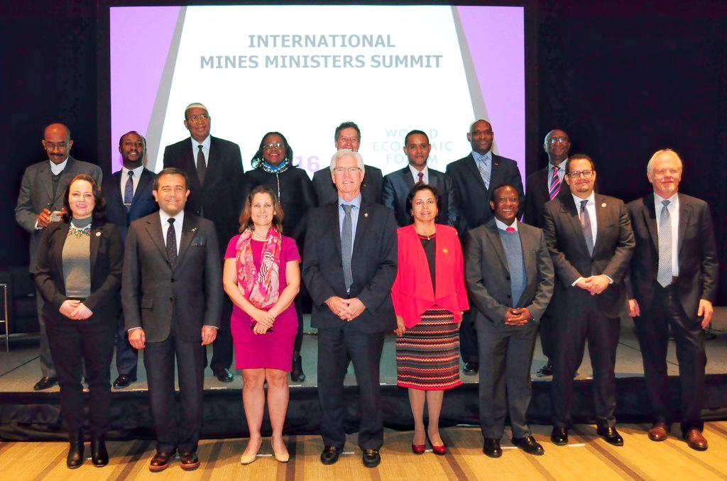 Actividades del Secretario Ildefonso Guajardo Villarreal en Toronto, Canadá