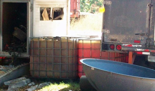 PGR mediante cateo asegura más de 15 mil litros de hidrocarburo en Jalisco