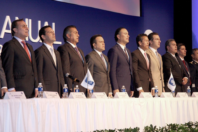 El Secretario Ildefonso Guajardo Villarreal realizó gira de trabajo a Monterrey, Nuevo León