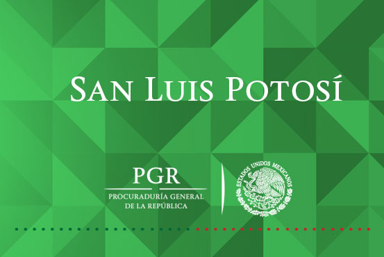 PGR Delegación San Luis Potosí imparte Taller práctico en el Sistema de Justicia Penal Acusatorio.
