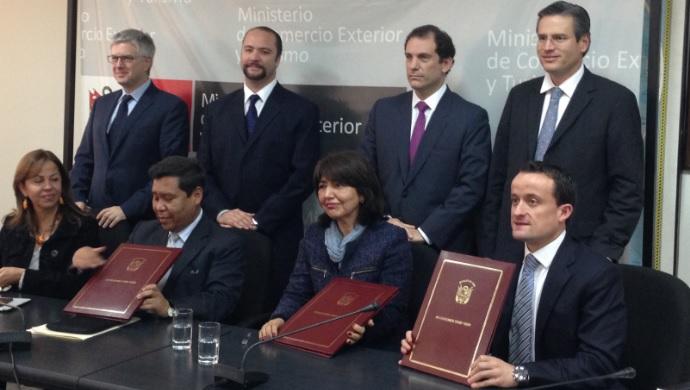 Suscriben Acuerdo Interinstitucional de Cooperación entre agencias sanitarias de Alianza del Pacífico