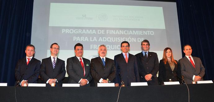 El Instituto Nacional del Emprendedor impulsa al sector de franquicias