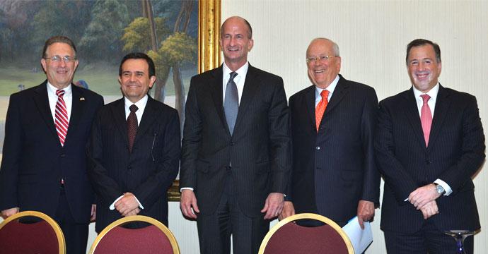 Diálogo de Negocios Estados Unidos – México