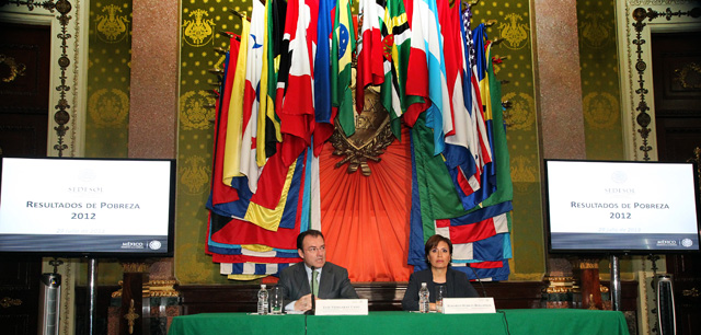 Los secretarios de Hacienda y de Desarrollo Social destacaron la necesidad de impulsar las reformas estructurales