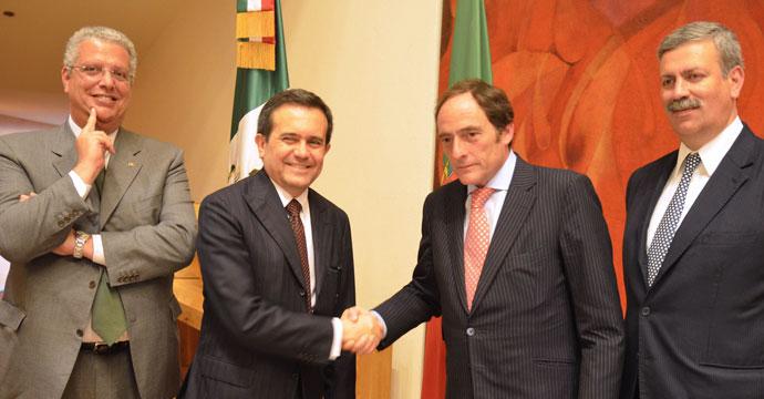 Encuentro empresarial México-Portugal