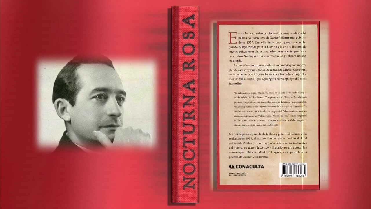 Xavier Villaurrutia caracteristicas de sus obras