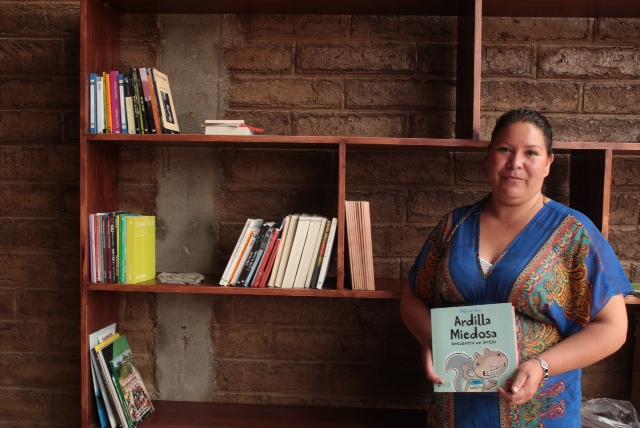 """El Comedor Comunitario """"Bajío de Las Palmas"""" tiene sala de lectura"""