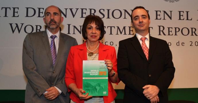 Informe sobre las inversiones en el mundo 2013