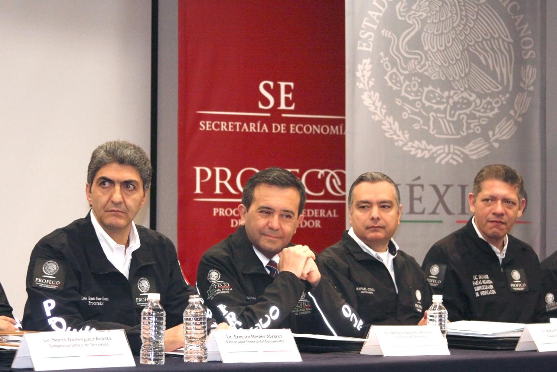 El Secretario de Economía inauguró la Reunión Nacional de Delegados de PROFECO 2016