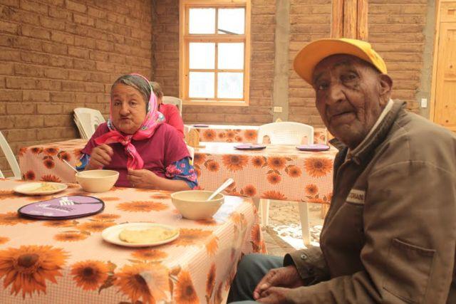 """Comedor Comunitario """"Bajío de las Palmas"""" Guachochi, Chih."""