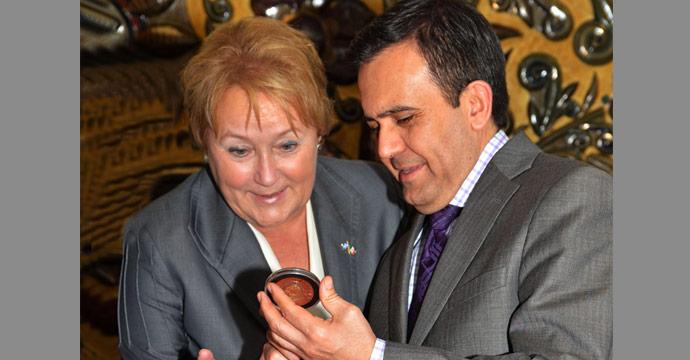 Refrendan compromiso de colaboración México y Quebec