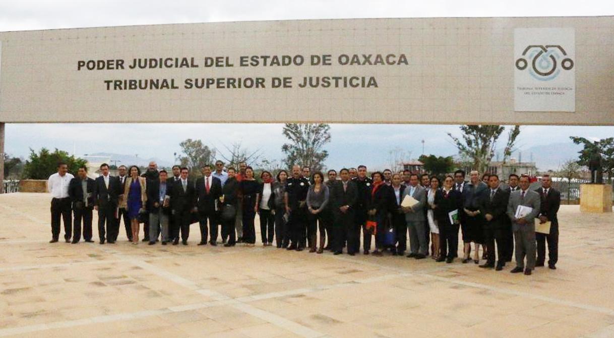 Celebración de Conversatorios Interinstitucionales en el marco de la operación del Sistema de Justicia Penal Acusatorio.