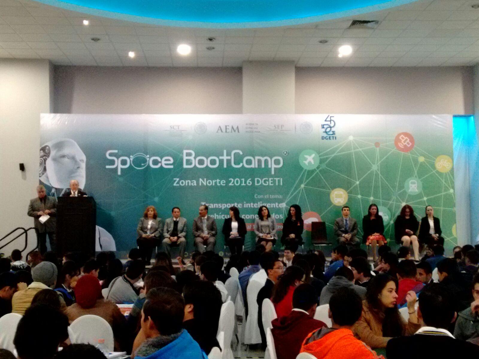 Agencia Espacial Mexicana efectuó Space Bootcamp, para promover innovación y desarrollo de tecnología con jóvenes