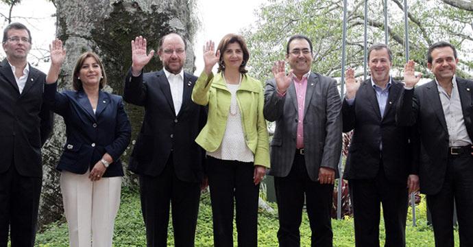 Concluye la VIII Reunión de Ministros de Relaciones Exteriores y de Comercio Exterior de la Alianza del Pacífico