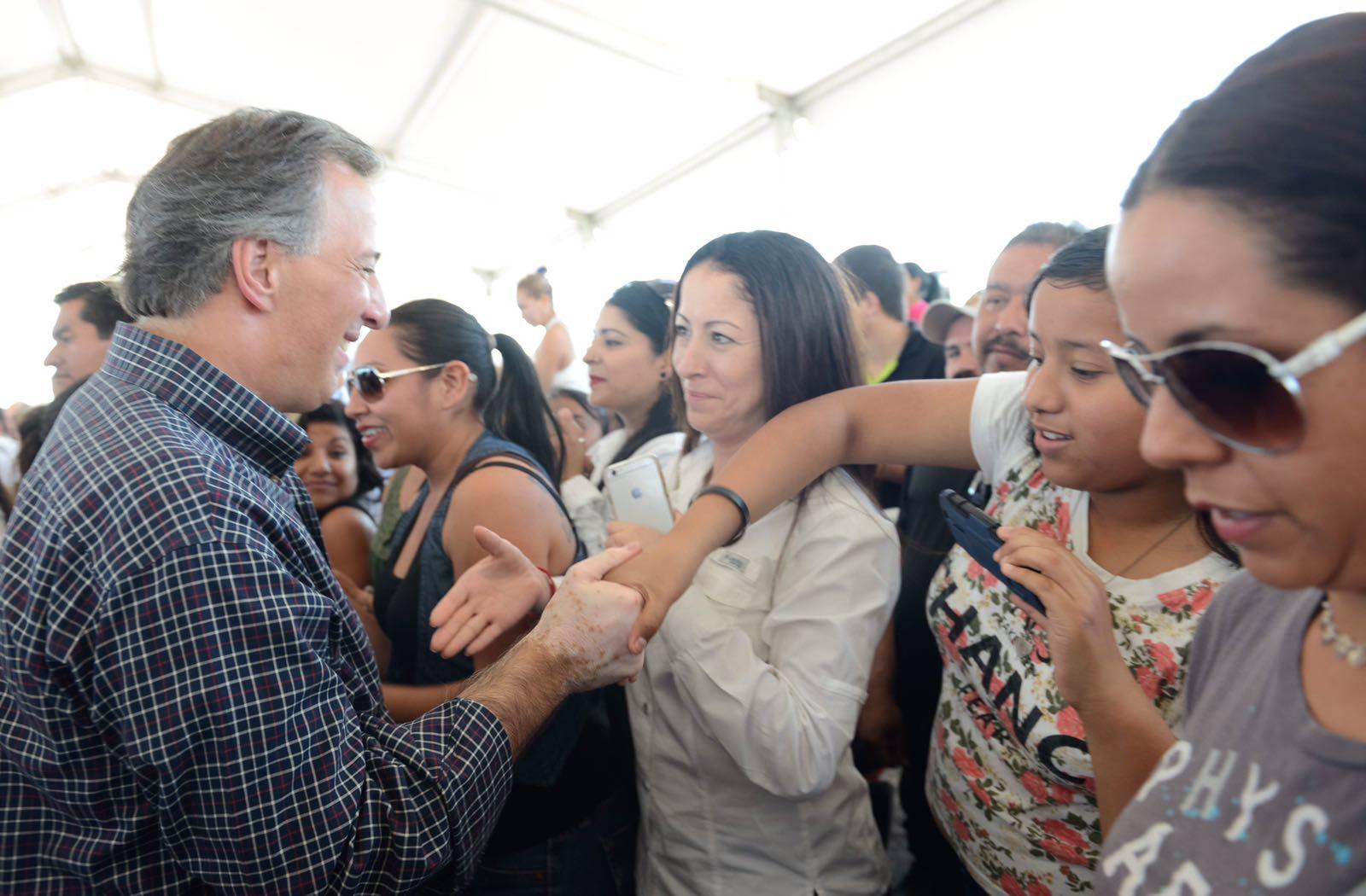 Mensaje del secretario José Antonio Meade en el marco de su visita de trabajo en Reynosa, Tamaulipas