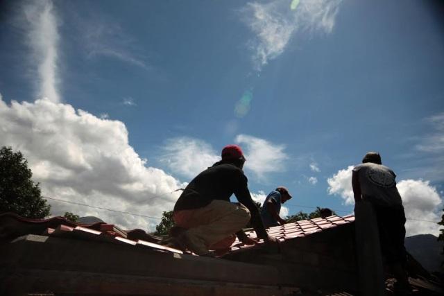 Desarrolla Sedesol prototipo de vivienda digna en Papanoa, Guerrero