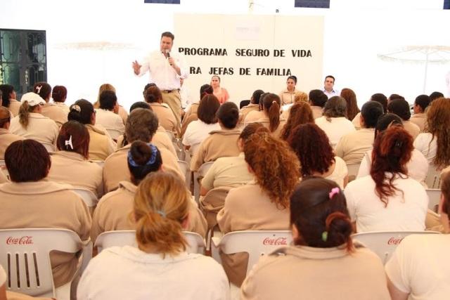 Seguro de Vida para internas en Querétaro