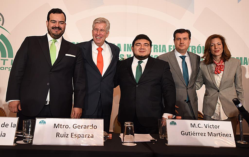 Inversiones por más de 27 mmdd gracias a Reforma en Telecomunicaciones: GRE