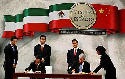 SCT y el Ministerio de Comercio chino llevan a cabo la firma para fortalecer la cooperación en construcción de infraestructura