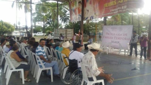 Se abren Comedores Comunitarios para afectados por los sismos en Guerrero