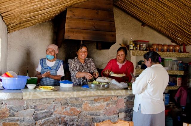 Programa de Coinversión Social en la Sierra Gorda de Querétaro