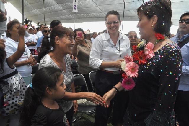 Seguro de Vida para dos niñas en Michoacán