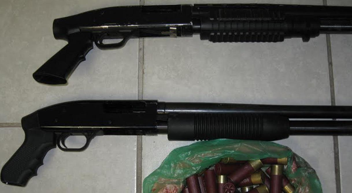 Obtiene PGR auto de formal prisión contra tres personas por delitos contra la salud y portación de armas