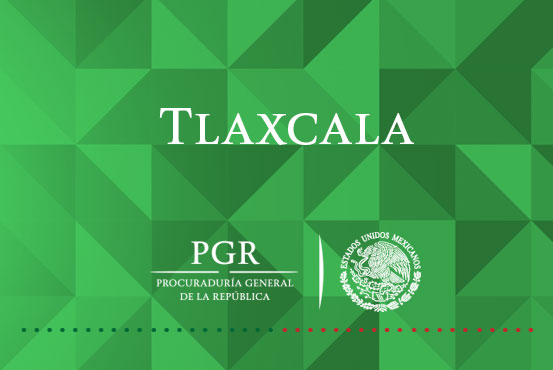 PGR Tlaxcala procesa a sujeto por el delito de portación de arma de fuego exclusiva del Ejército