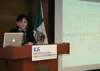 Participa Semarnat en Foro Rumbo a la COP20.
